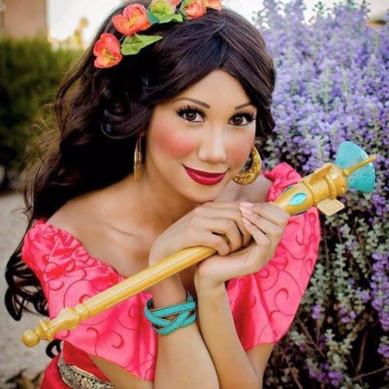 Elena of Avalor Cosplay