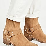 Re/Done Short Cavalry Boots