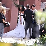 Cheryl Burke and Matthew Lawrence Wedding Pictures