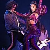 Ariana Grande and NSYNC 2019 Coachella Performance Video