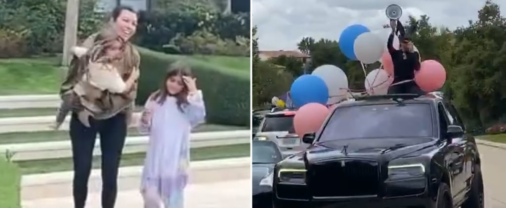 Kourtney Kardashian Celebrates Her 41st Birthday | Pictures