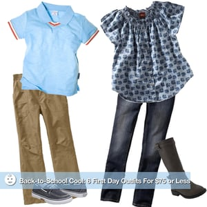 Back-to-School Fashion For Kids