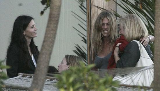 Jennifer Aniston Wins One