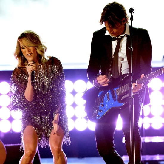 Carrie Underwood Keith Urban Performance at 2017 ACM Awards