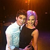 Zayn Malik and Perrie Edwards, 20