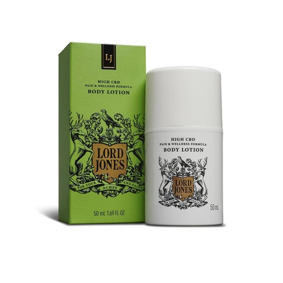 Lord Jones High CBD Body Lotion Review