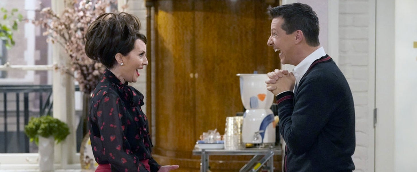 Oh, My Cher! Will & Grace Has Already Been Renewed For Season 3