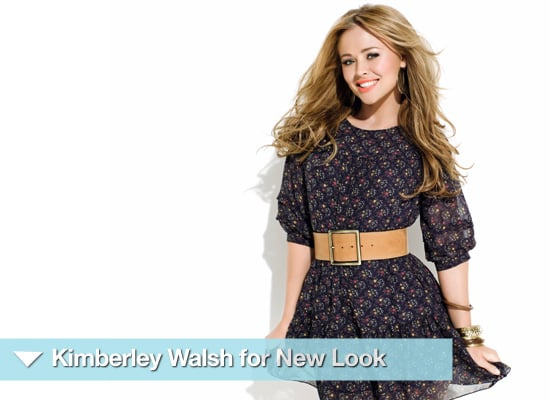 Kimberley Walsh for New Look Ad Campaign Autumn 2009