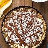 Vegan and Paleo Banoffee Pie