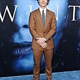 """Alfie Allen (Theon Greyjoy): 5'9"""""""