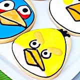 Angry Birds Sugar Cookies