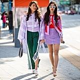 Seoul Fashion Week Street Style 2019