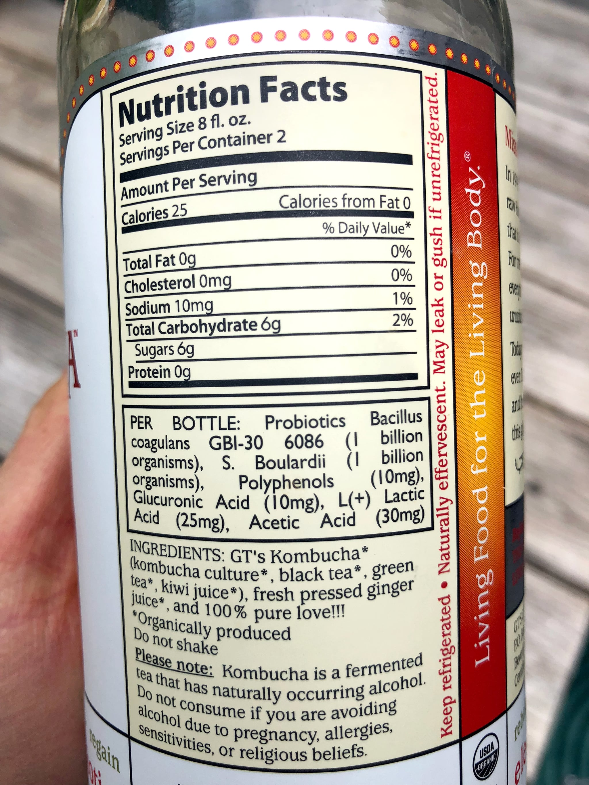 The Facts About Kombucha Tea forecasting
