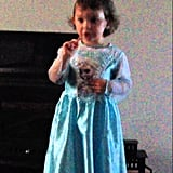 "The Little Girl Who Just Wanted to Perform ""Let It Go"""