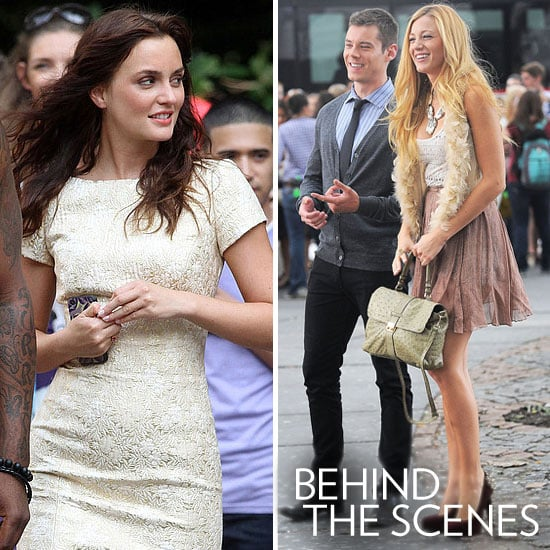 Gossip Girl Clothes From Season 5 Photos | POPSUGAR Fashion