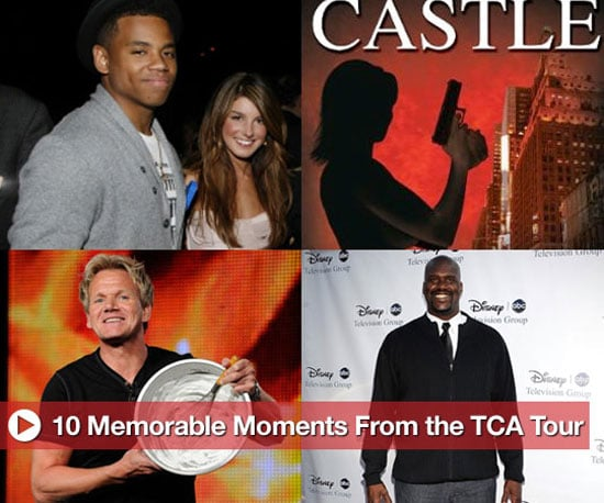 Sugar Shout Out: Memorable Moments From the TCA Tour