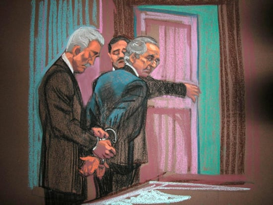 Bernie Madoff's Niece Asks For Prison Advice