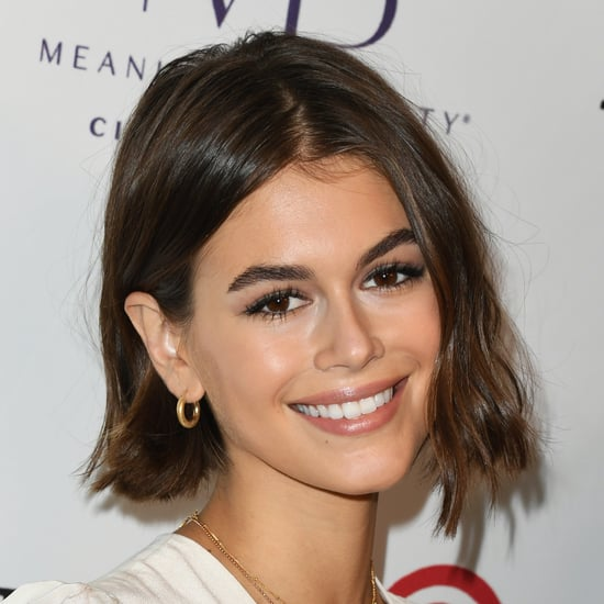 Kaia Gerber Blond Hair Colour For Summer
