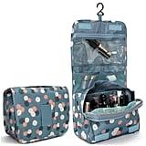Asewin Hanging Toiletry Bag-Portable Travel Organiser
