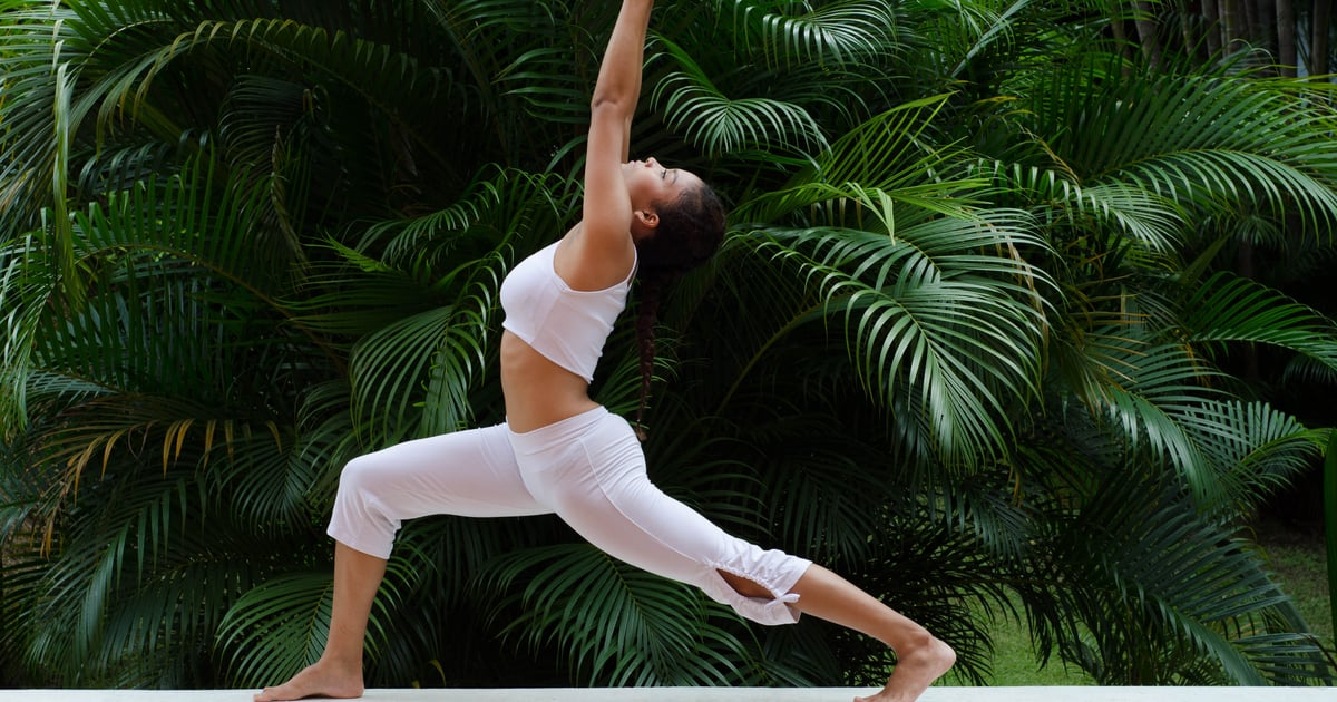 Yoga Moves Worth Trying To Help Ease Flat Feet Pain Popsugar Fitness