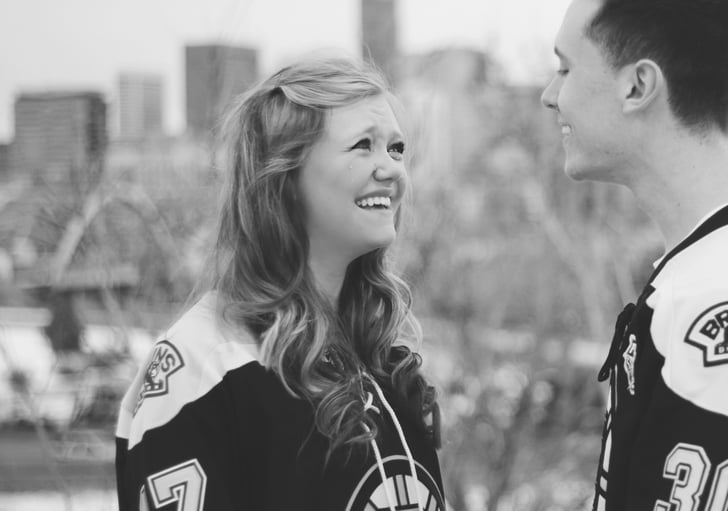 A Surprise Hockey Proposal