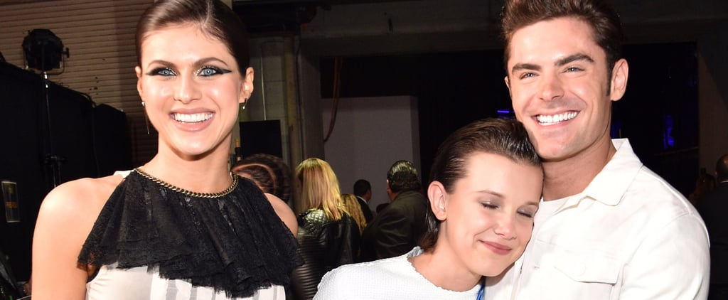 Hollywood Is Totally Smitten With Millie Bobby Brown, and It's Easy to See Why