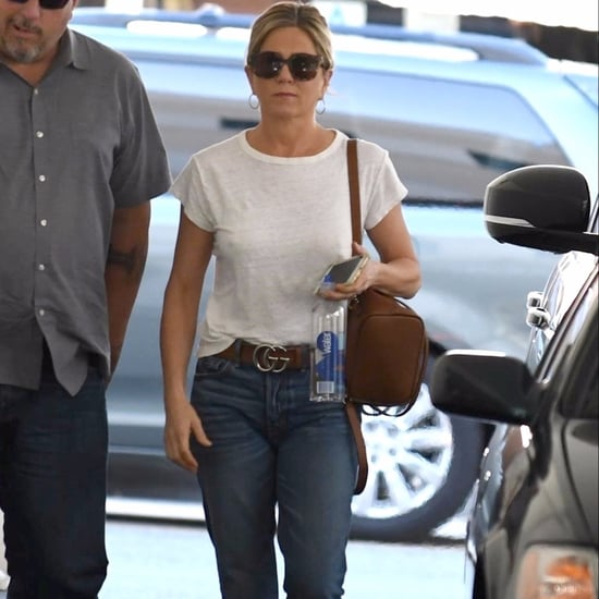 Jennifer Aniston Gucci Belt