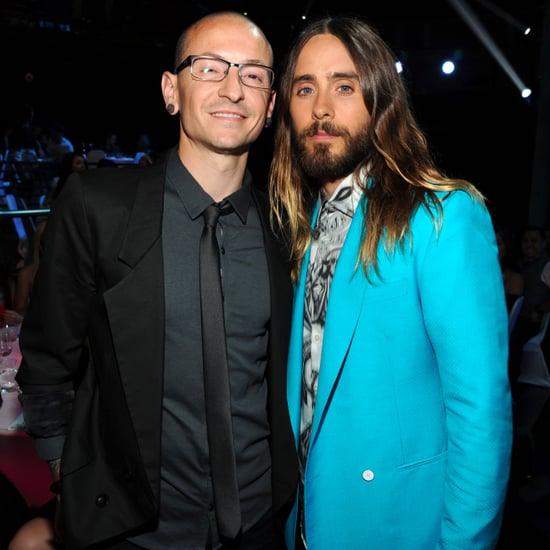 Jared Leto's Tribute to Chester Bennington at 2017 MTV VMAs