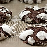 Libra: Chocolate Marshmallow Crinkle Cookies
