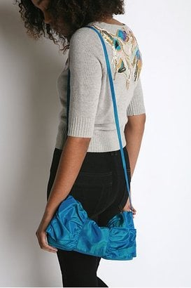 The Bag to Have: Urban Renewal Taffeta Bow Bag