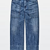 Citizens of Humanity Oversized Crop Jeans ($238)