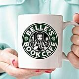 Belle Starbucks-Inspired mug ($10)