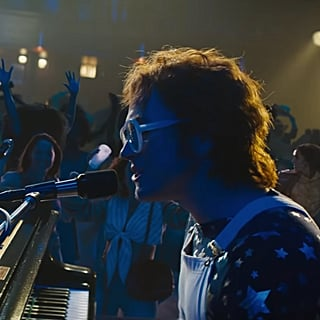 Is Taron Egerton Really Playing the Piano in Rocket Man?