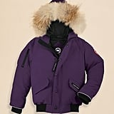 Canada Goose Girls' Rundle Bomber Jacket