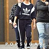Selena's Adidas Tracksuit