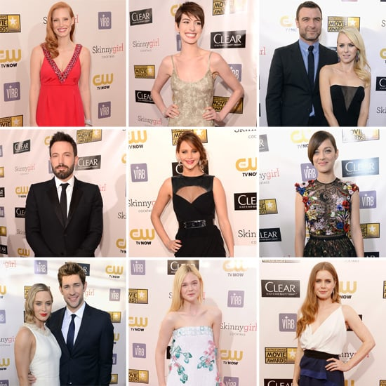 Critics' Choice Awards Red-Carpet Arrivals 2013 | Pictures