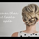 Easier-Than-It-Looks Chignon