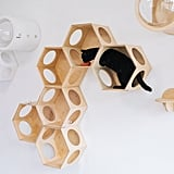 Hexagon Cat House