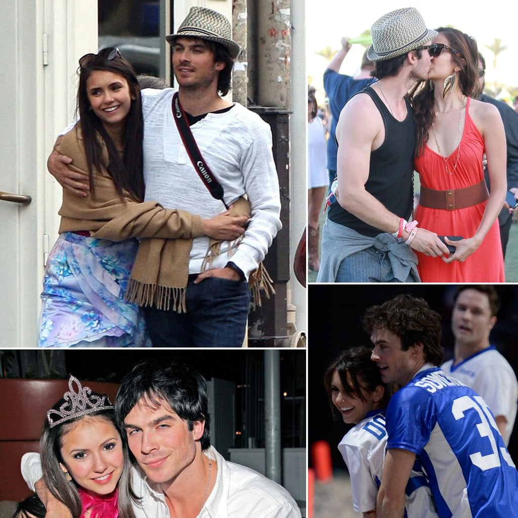 Ian Somerhalder Dating Nina Dobrev Again