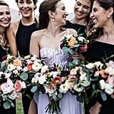 Candid Bouquet Display