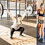 Charlotte Gets Back Into CrossFit