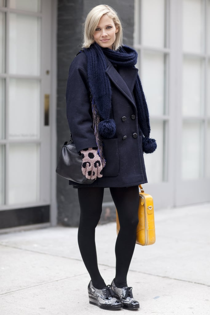 New york fashion week fall 2012 street style popsugar fashion Street style ny fashion week fall 2015