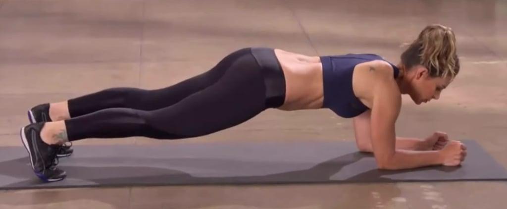 Jillian Michaels Belly Fat Workout Circuit 1