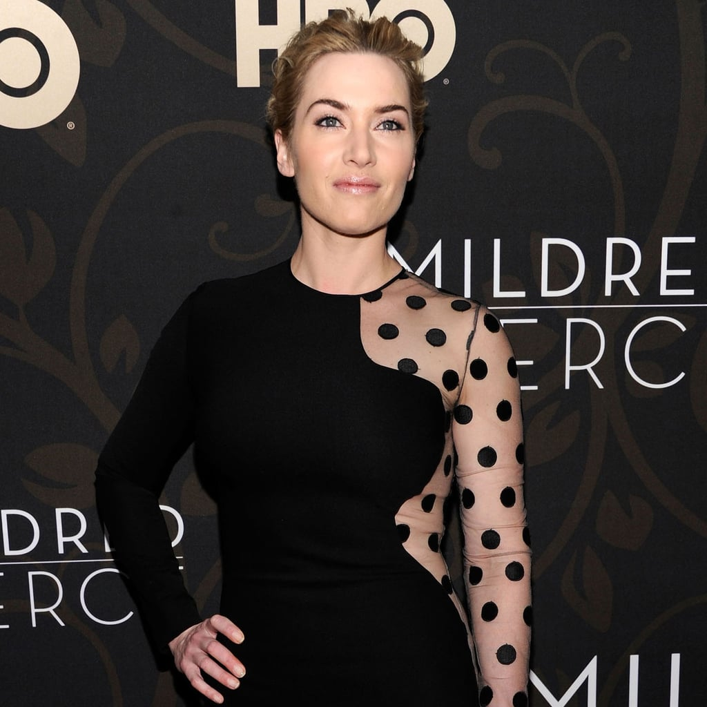 Pictures of Kate Winslet, Evan Rachel Wood, Guy Pearce, and Melissa Leo at the Mildred Pierce Premiere
