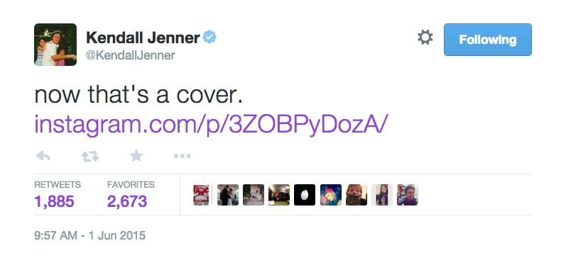 Kardashian and Jenner Reactions to Caitlyn Jenner