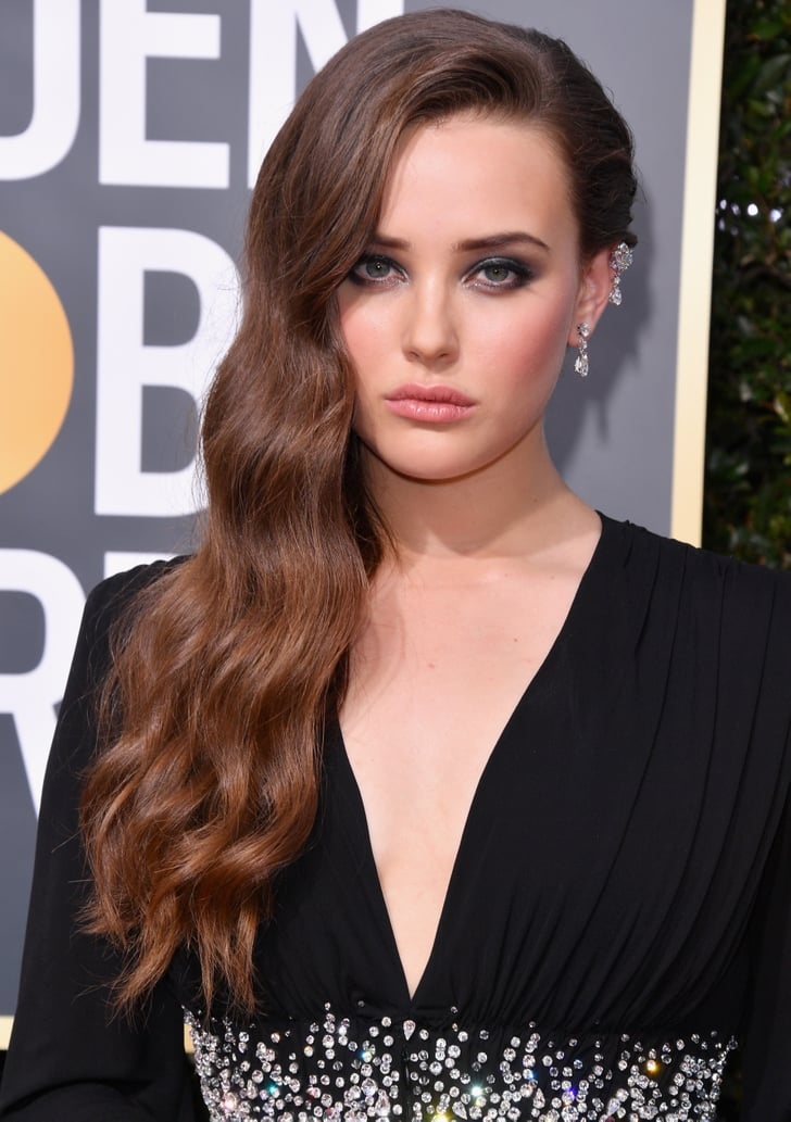 Katherine Langford Celebrity Hair And Makeup At The 2018