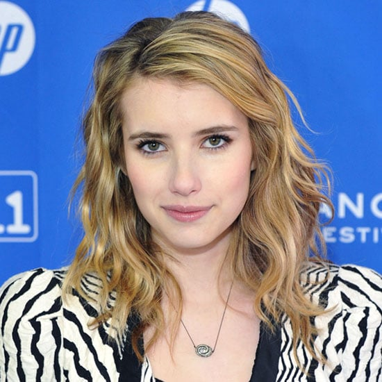 Emma Roberts's Soft and Supple Skin