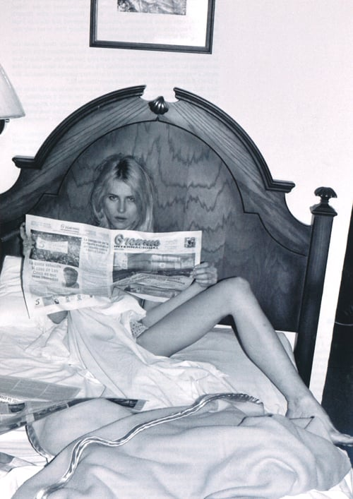 Preview: Dree Hemingway's First Self-Styled Shoot, for i-D Spring 2010