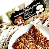 Mushroom and Black Truffle Flatbread ($4)