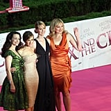 Sex and The City Hit the Big Screens